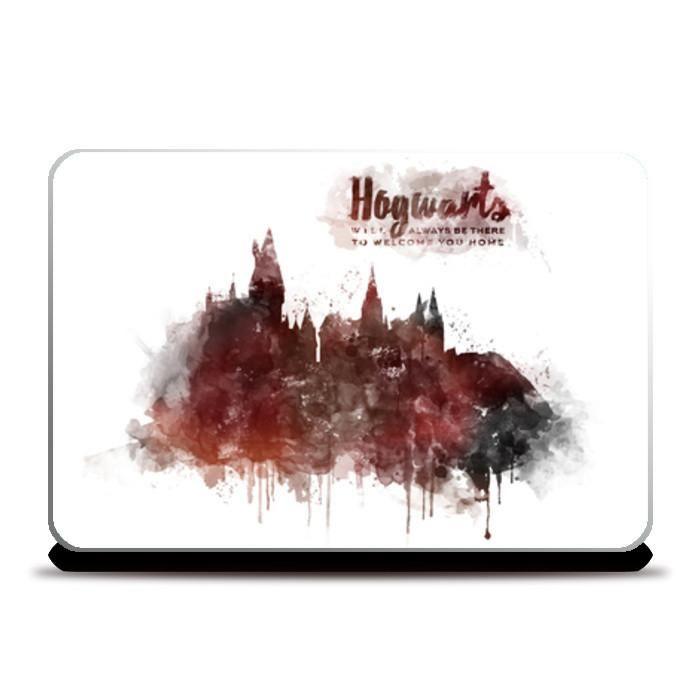 harry potter hogwarts laptop skins artist naeema rezmin postergully
