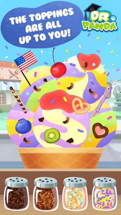 dr panda s ice cream truck screenshot 2