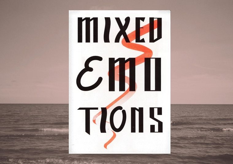 mixed emotions poster