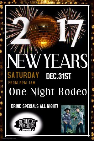 stottlemyer s smokehouse new years eve this will be the biggest party in town