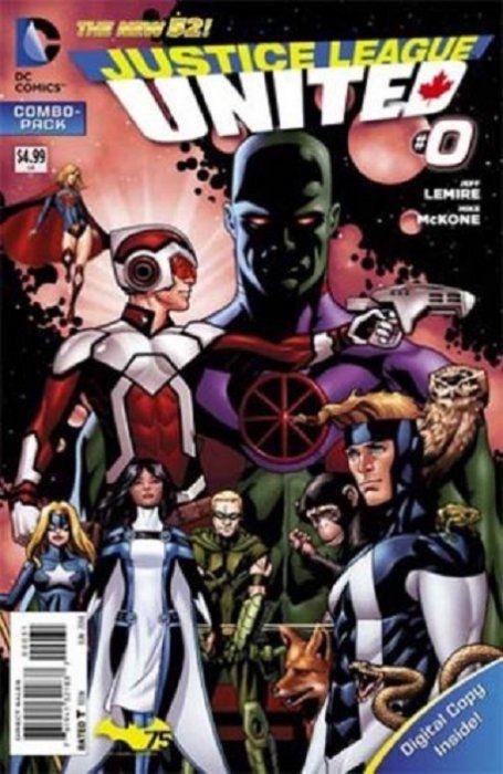dc comics s justice league united issue 0d
