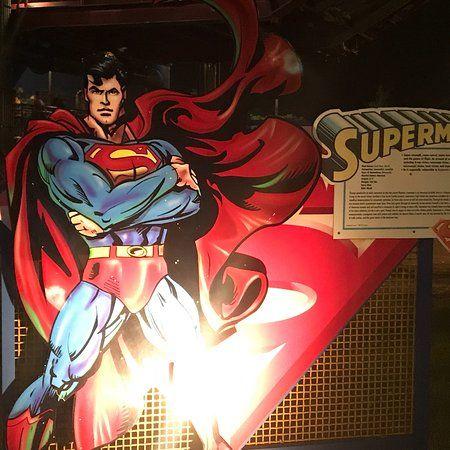 Justice League Poster Bernilai Photo2 Jpg Picture Of Six Flags Great America Gurnee Tripadvisor