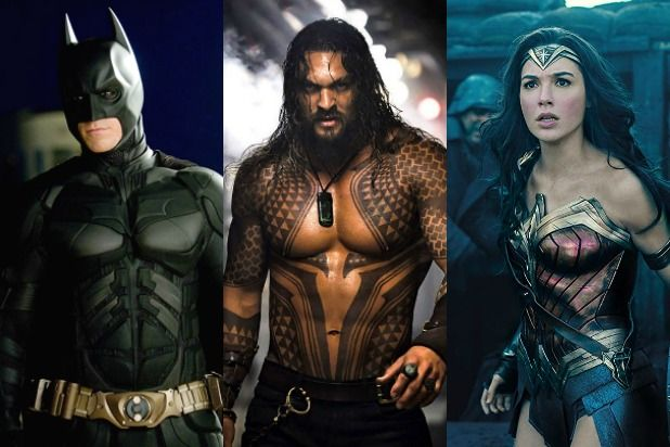 every dc comics movie ranked from worst to best including aquaman