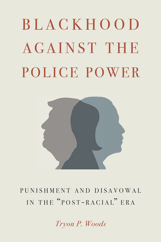 blackhood against the police power cover