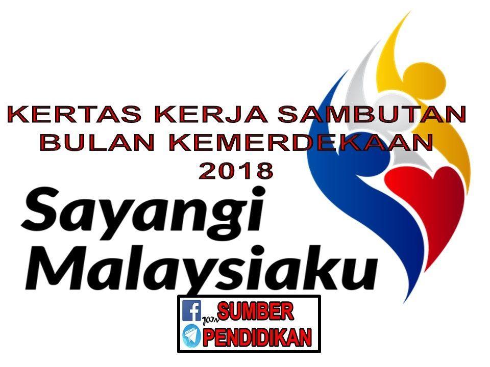 Kertas Mewarna Sayangi Malaysiaku Baik Himpunan Terbesar Kuiz Kemerdekaan 2018 Yang Penting Dan Boleh Di