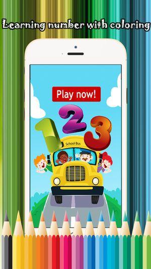 Lembaran Mewarna Meletup 123 Coloring Book Untuk Kanak Kanak Umur 1 10 Permainan Percuma