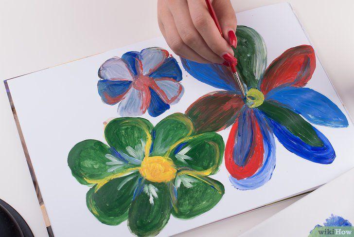 gambar berjudul oil paint step 11