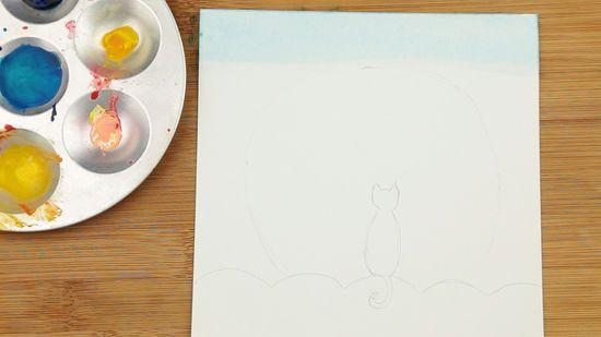 Lukisan atas Kertas Baik 3 Cara Untuk Melukis Menggunakan Cat Air Untuk Pemula Wikihow