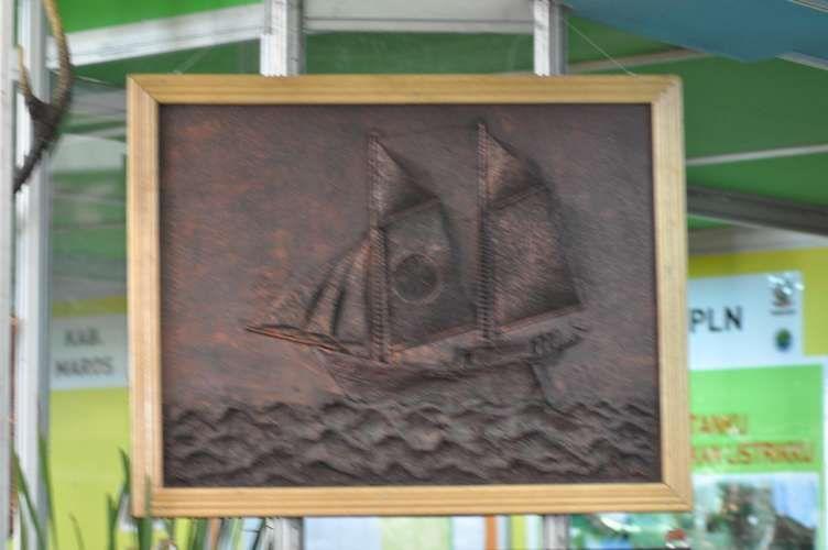 lukisan phinisi1 jpg