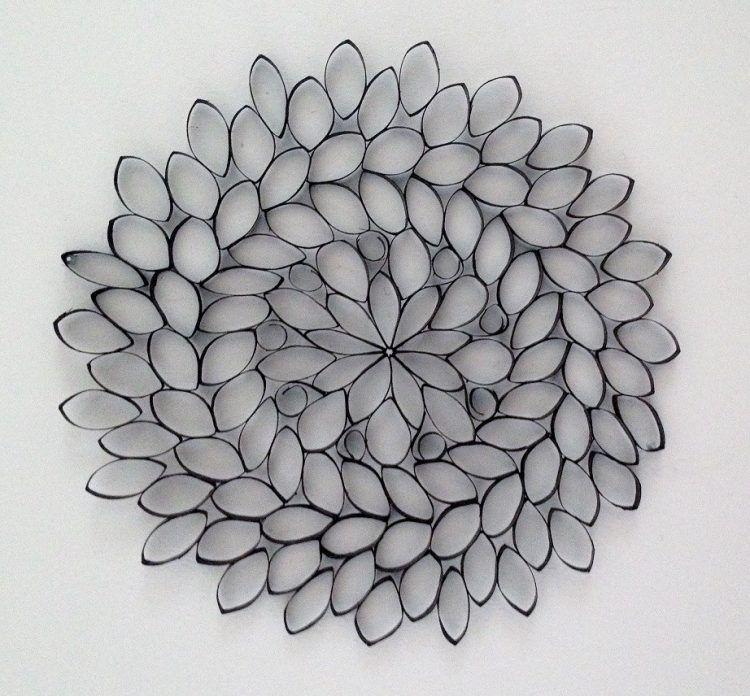 Lukisan Dari Kertas origami Berguna A 30 Hiasan Dinding Kamar Buatan Sendiri Dari Kado origami