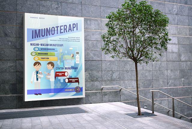 design poster imunoterapi 1