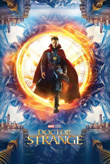 Movie Poster Background Bernilai Doctor Strange 2016 Cast Villains Release Date