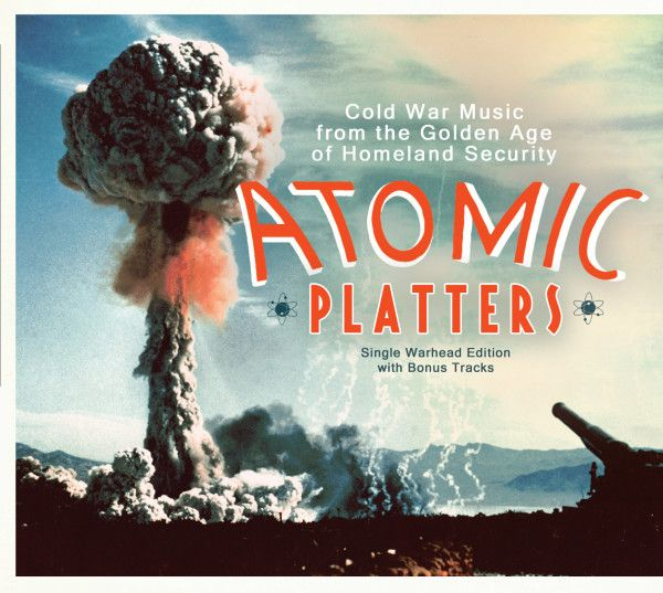 Movie Poster Background Menarik Various History Cd atomic Platters Single Warhead Edition W