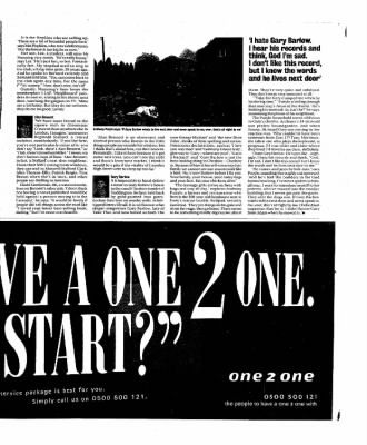 the observer from london greater london england on january 19 1997 a 177