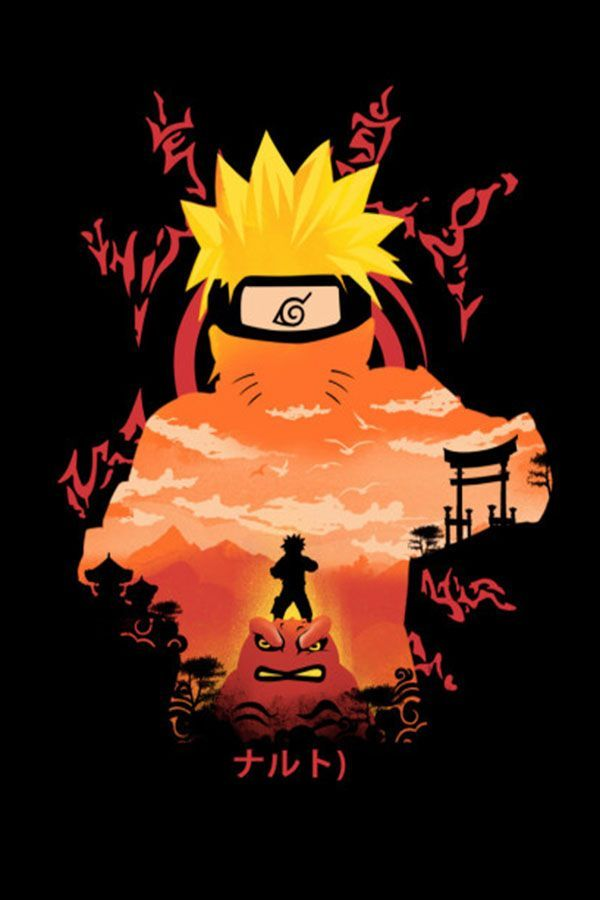 Naruto Poster Bermanfaat Hero Of the Hidden Leaf by Dan Fajardo Metal Posters Naruto