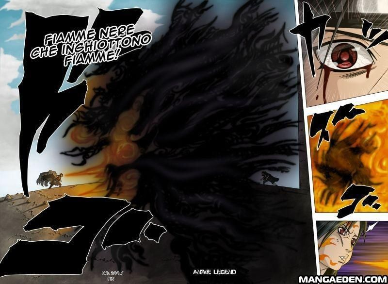 Naruto Poster Power Read Naruto Shippuden Full Color 389 Online for Free In Italian