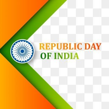 day republic india independence background january 26 illustration design vector celebration indian flag poster saffron banner holiday freedom country