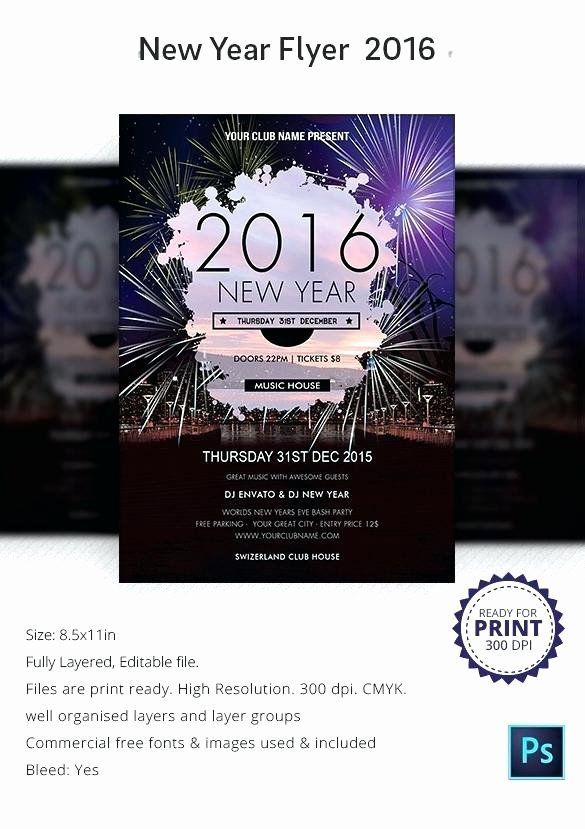 best of new year flyers template lovely poster templates 0d wallpapers 46 free event flyer design