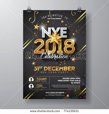 New Year Poster Berguna Free Poster Design Templates Poster Templates 0d Wallpapers 46 Band