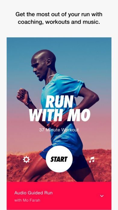 Nike Poster Penting Nike Run Club Revenue Download Estimates Apple App Store