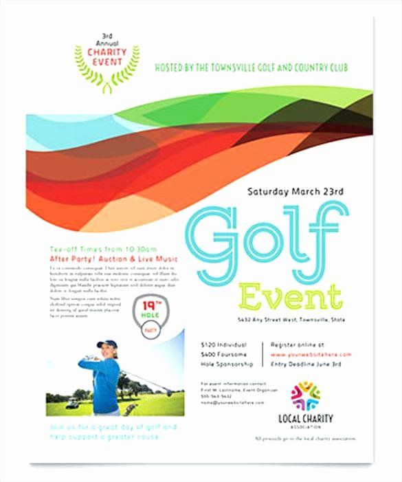 free golf flyer templates fresh free golf flyer template word pin by best graphic design flyer