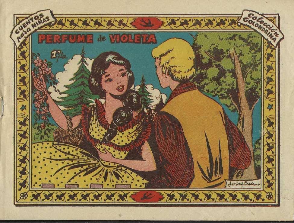 Perfume Poster Power Golondrina 004 Perfume De Violeta Faria A