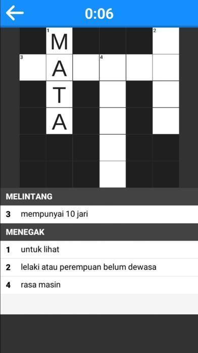 Permainan Teka Silang Kata Bahasa Melayu Terbaik Bermacam Pertandingan Teka Silang Kata Bahasa Melayu Yang Sangat