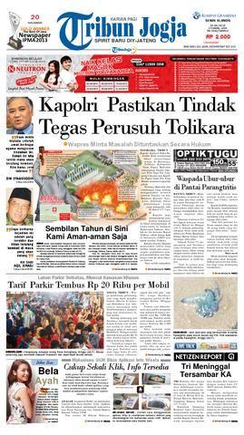 Pertandingan Teka Silang Kata 2015 Hebat Tribunjogja 20 07 2015 by Tribun Jogja issuu