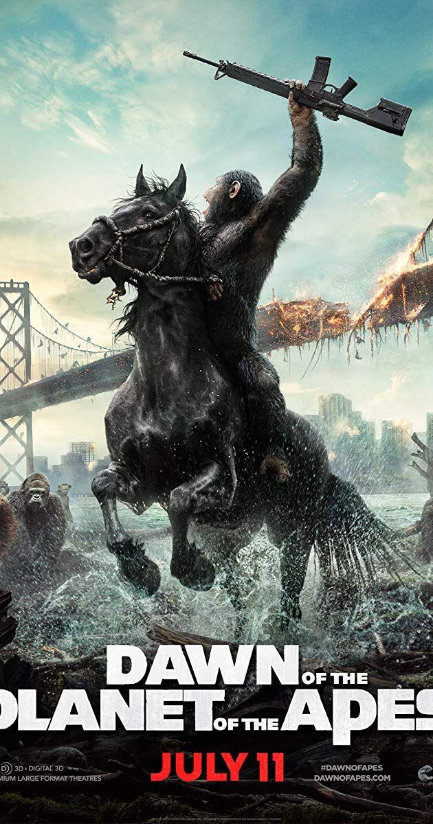 Pilot Poster Menarik Dawn Of the Planet Of the Apes 2014 Imdb