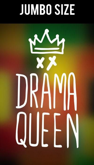 Pop Art Poster Design Penting Poster Online Shopping India Drama Queen Jumbo Poster Postergully