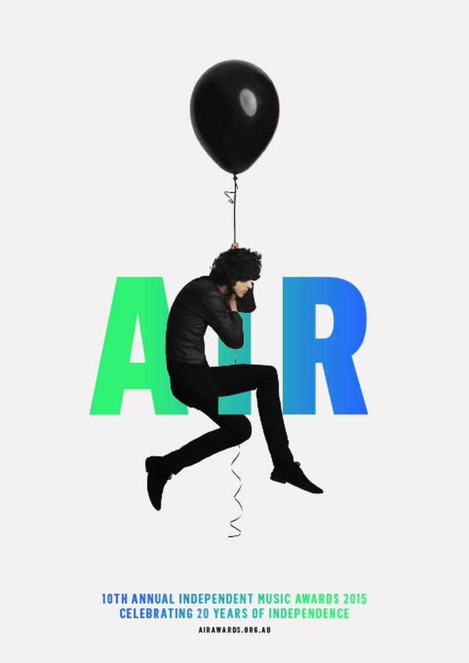 Poster Air Penting Air Graphis