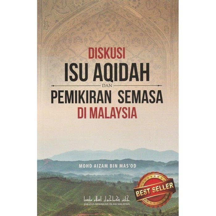 poster kajian sunnah baik diskusi isu aqidah dan pemikiran semasa di malaysia
