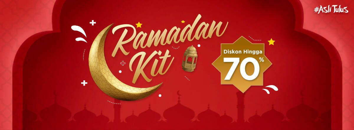 Poster Anti Rokok Bermanfaat Promo Marketplace Ramadan W2