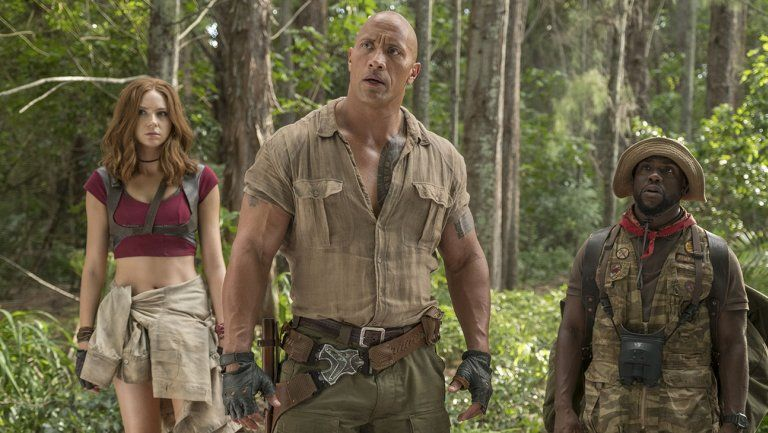 jumanji has a confusing message for teenagers