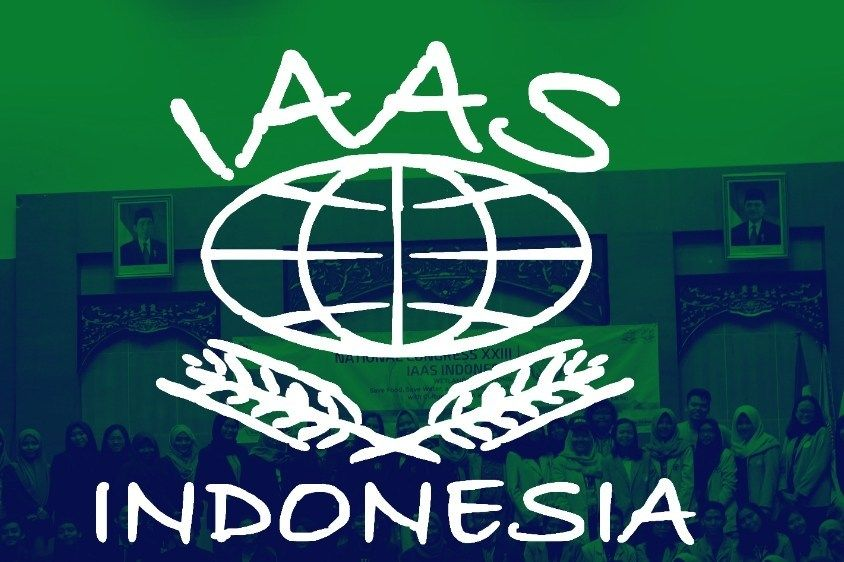 Poster Baksos Power International association Of Students In Agricultural and Related