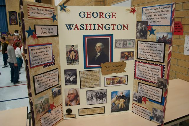 what the teacher wants wax museum tri fold poster board poster board