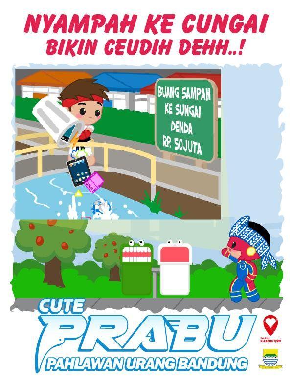 Poster Buang Sampah Meletup Cuteprabu Hashtag On Twitter