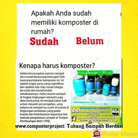 Poster Buang Sampah Pada Tempatnya Meletup Hidupbersihdansehat Instagram Photo and Video On Instagram