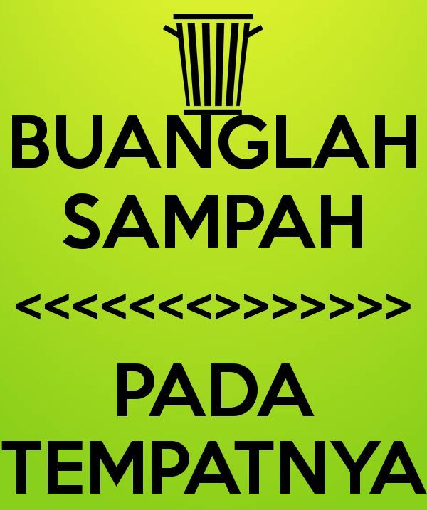 Poster Buanglah Sampah Pada Tempatnya Meletup Jom Download Pelbagai Contoh Poster Buang Sampah Yang Power Dan
