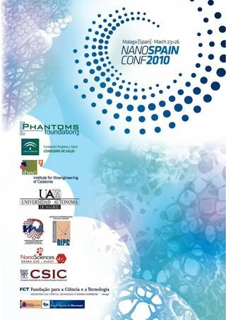 Poster Bukber Penting Nanospain2010 Abstracts Book by Phantoms Foundation issuu