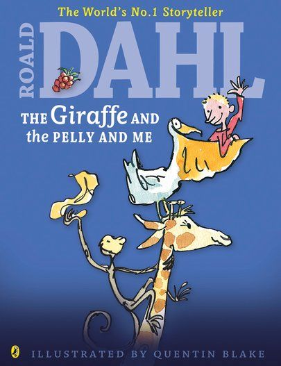 Poster Colour Berguna the Giraffe and the Pelly and Me Colour Edition Scholastic Shop