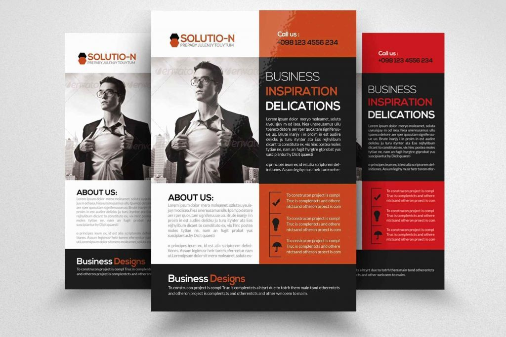 Poster Dan Slogan Terbaik 20 Business Poster Template New Free Business Flyer Templates