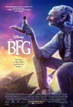 Poster Film Action Bermanfaat the Bfg 3d Movie Reviews Trailers Flicks Co Nz