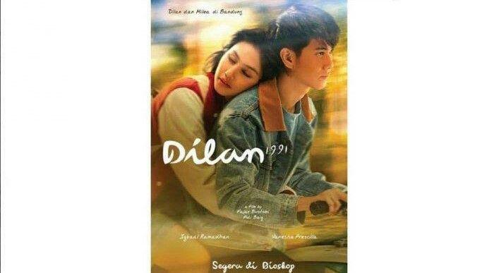 Poster Film Dilan Baik Hari Ini Film Dilan 1991 Tayang Di Bioskop Pedoman Sulsel