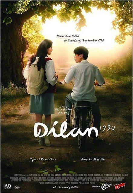 Poster Film Dilan Meletup Dilan 1990 Wikiwand
