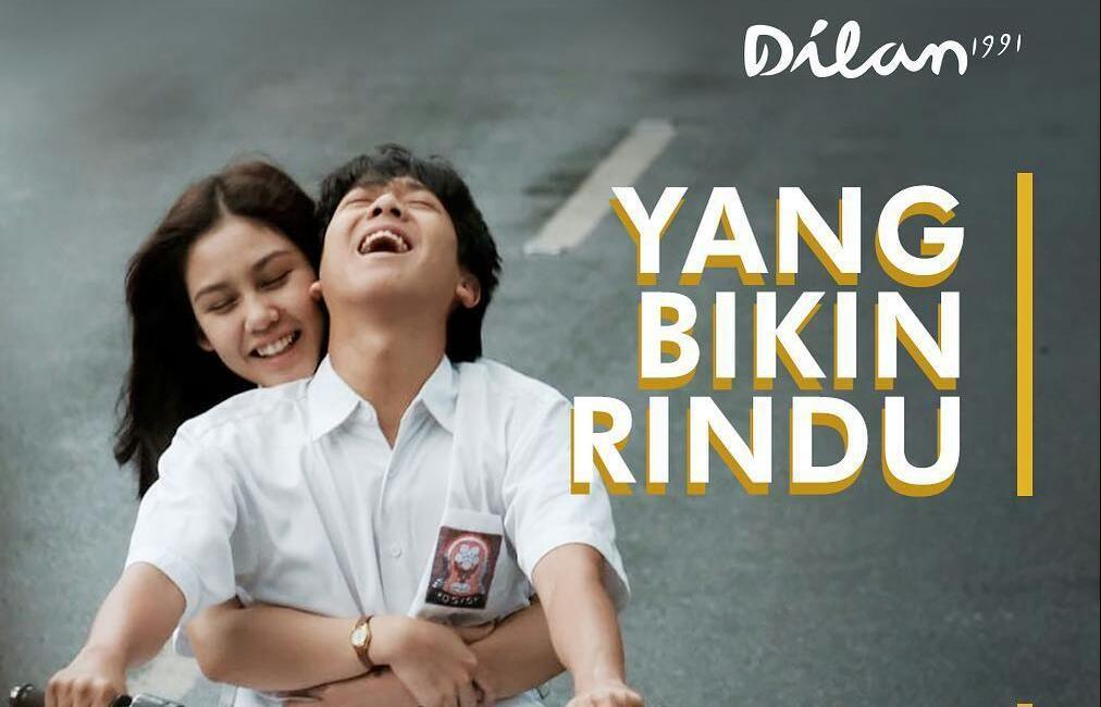 Poster Film Dilan Meletup Influencer Gagal Di Balik Suksesnya Film Dilan 1991 Lontar Id