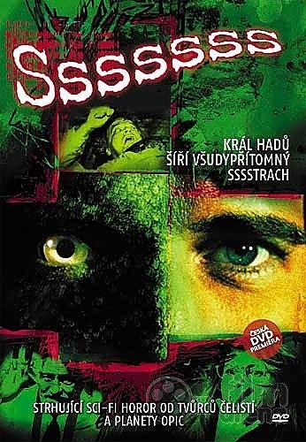 Poster Film Horor Hebat Sssssss Dvd