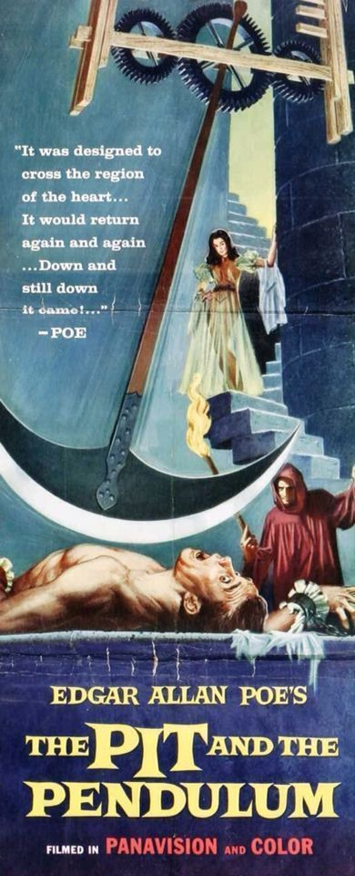 the pit and the is a 1961 horror film directed by roger corman