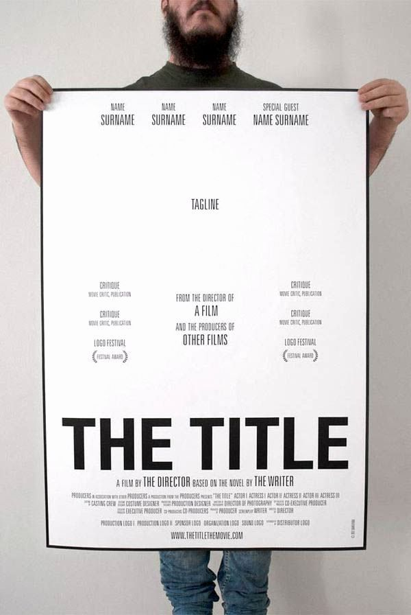 Poster Film Menarik Muat Turun Segera Bermacam Contoh Poster Film Yang Power Dan Boleh