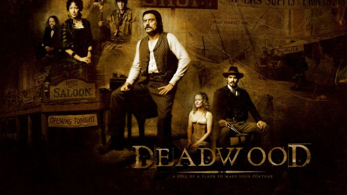 Poster Film Terbaik Deadwood Hbo Movie Closer to Green Light with California Tax Credit